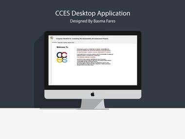 CCES Window Form Application
