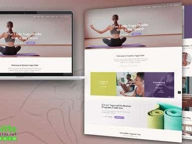 YogaLiving Web