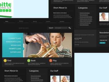 Music Find App