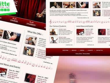 Learn Music App