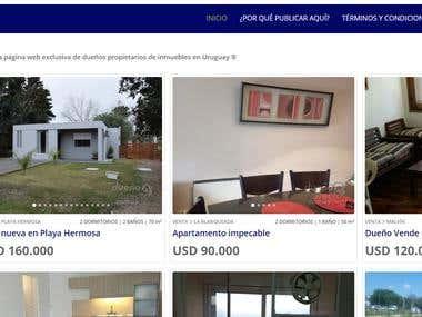 Dueñodirecto.com.uy web development