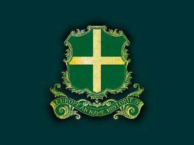 Heraldic logo