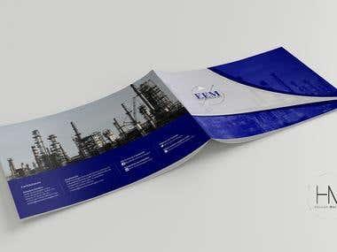 Diseño de Brochure