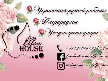Visit Card design