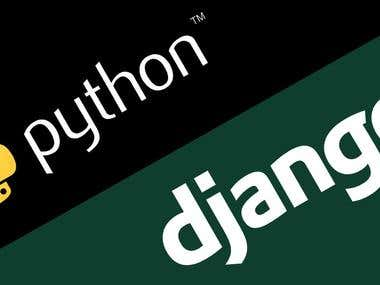Python and Django Developer
