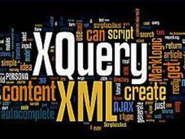 XQuery and XML