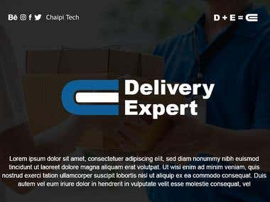 Logo for Delivery Expert