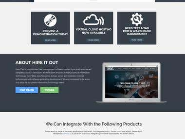 Hire It Out - Hire Management Software