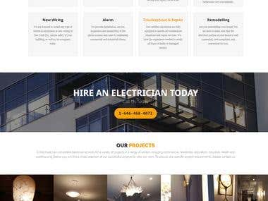 D. Electrical | For All Your Electrical Needs
