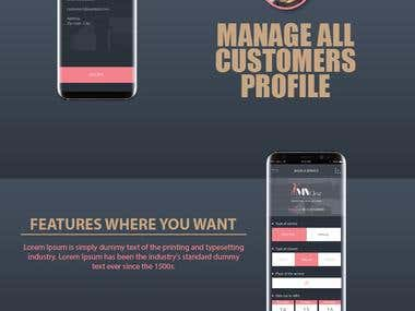 Web & Mobile App: MN clear