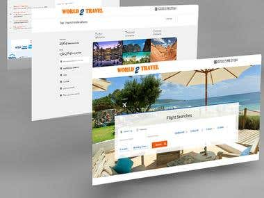 a booking website
