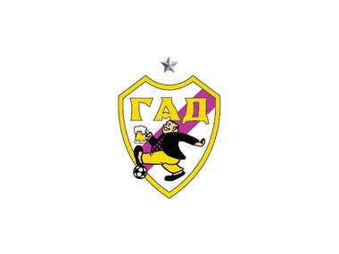 Football club emblem