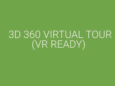 3D 360 Virtual Tour