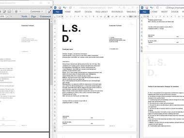 Convert PDF into Word