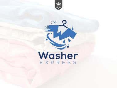 Washar Express logo
