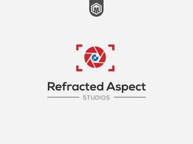 Refracted Aspect studio logo
