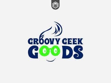 Groovy greek goods logo
