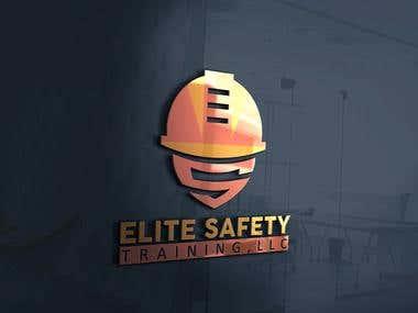 Elite Safety Logo design