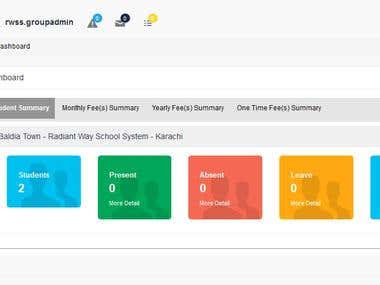 (eSchool) School Management System