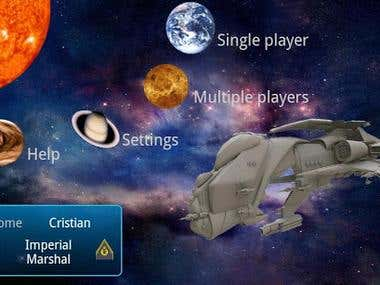 Space Battleships
