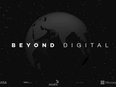 3D Effect Website | Creative