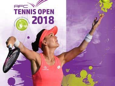AFC Tennis Open