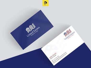United Estates property Group ( Logo, Stationery Design)