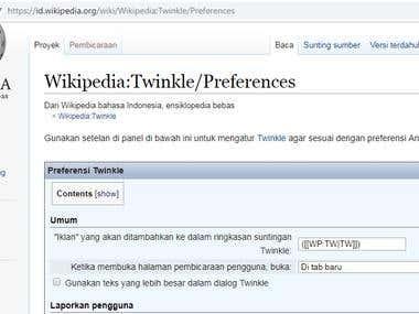 Translation of Twinkle