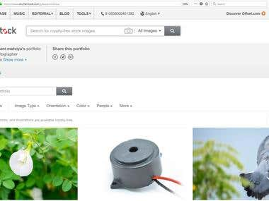 basant malviya's sets on Shutterstock