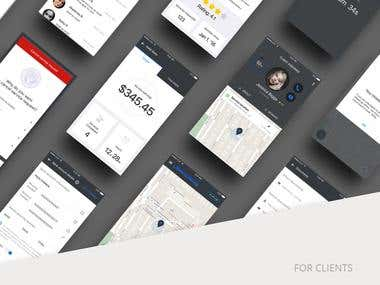Web and Mobile UX and UI Design