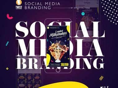 Twist - Social Media Branding