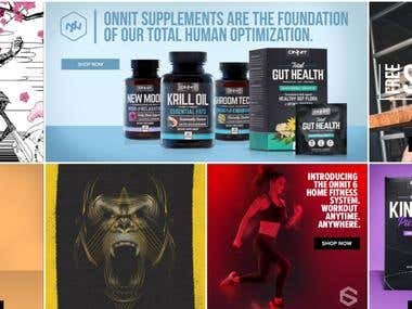 ONNIT - Wordpress