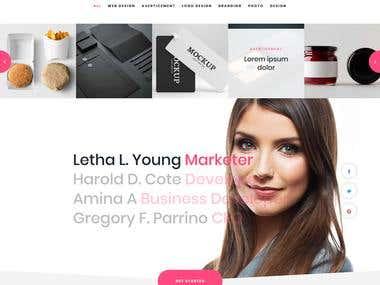 Web Expert Website