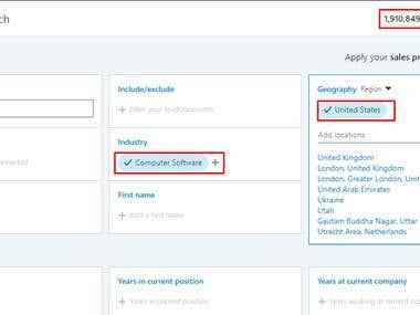 LinkedIn Lead Generation with LinkedIn Sales Navigator