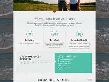 DJL insurance services.