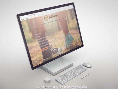 Nid d'Amour -- Web Designer & Digital Designer