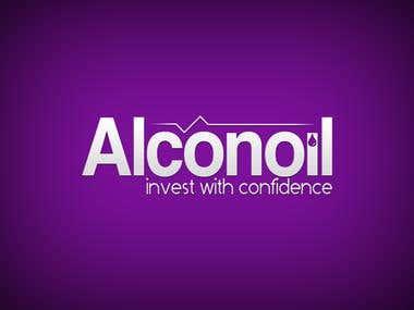 ALCONOIL LOGO