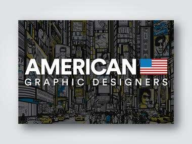 American Graphic Designers Flyer