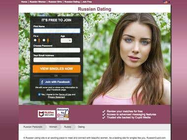 PHP: Rusian Dating Site