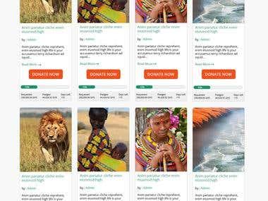 Fundraising Africa