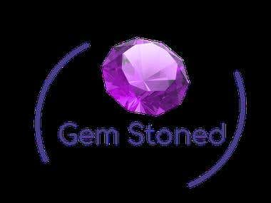 Logo Designed for gem stone company