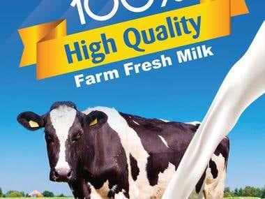 Milk Seller App