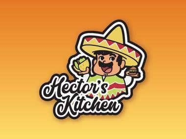 Hector's Kitchen Logo
