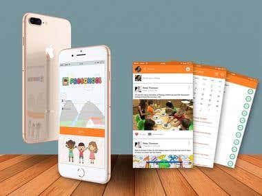 Preschool Mobile App