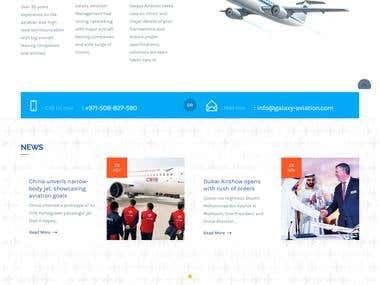Aviation Website