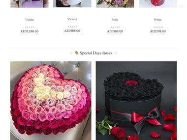 High Fashion Flowers