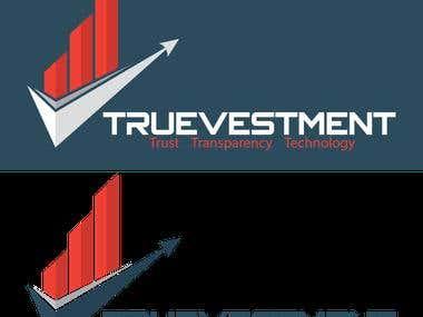 TrueVestment Logo Design