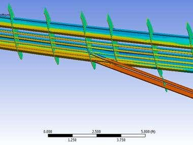 Static Structural Analysis of Truss Braced Wing