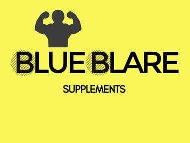 supplements store logo