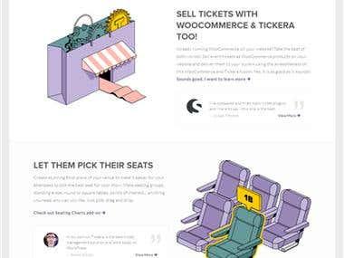 Website For Online Event Ticketing System